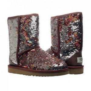 UGG Australia Sequins Winter Fleece Boots 1002766